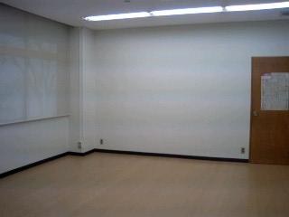 明るくなった事務室