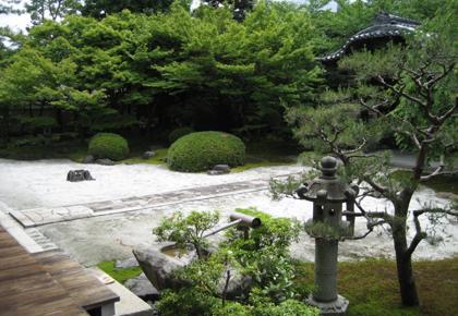 妙顕寺の庭