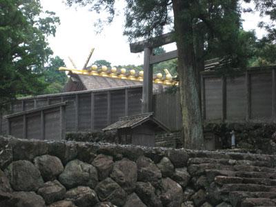 内宮の正宮の社殿