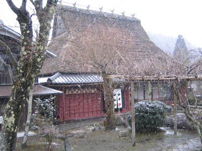 古き良き日本の民家