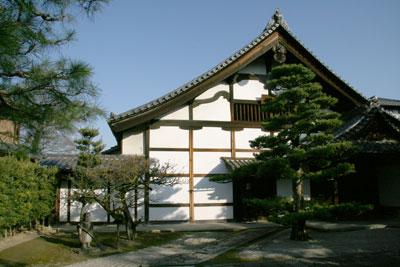 建仁寺僧堂