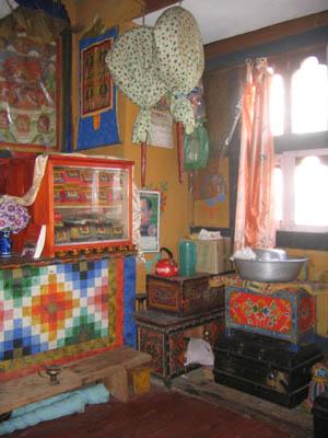 ブータンの仏間2