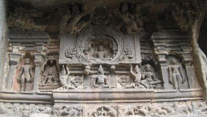 エローラ ジャイナ教寺院