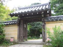 門_浄瑠璃寺