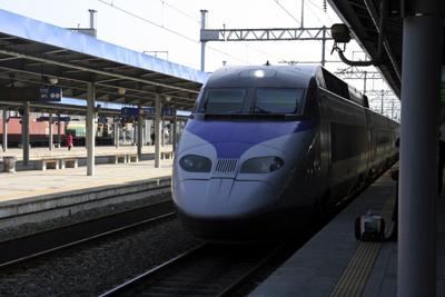 韓国高速鉄道 KTX