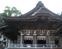 美しい神殿