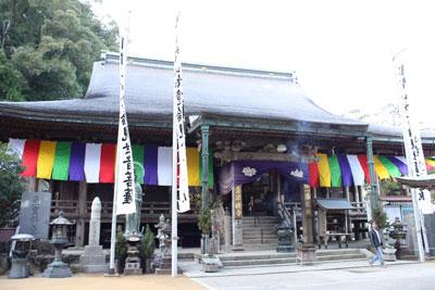 青岸渡寺本堂