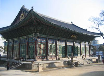 曹渓寺_本堂