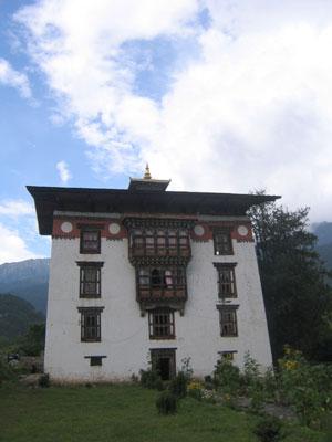 パンリ・ザンパ寺院
