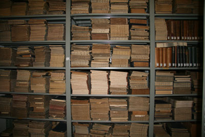 研究所の蔵書2